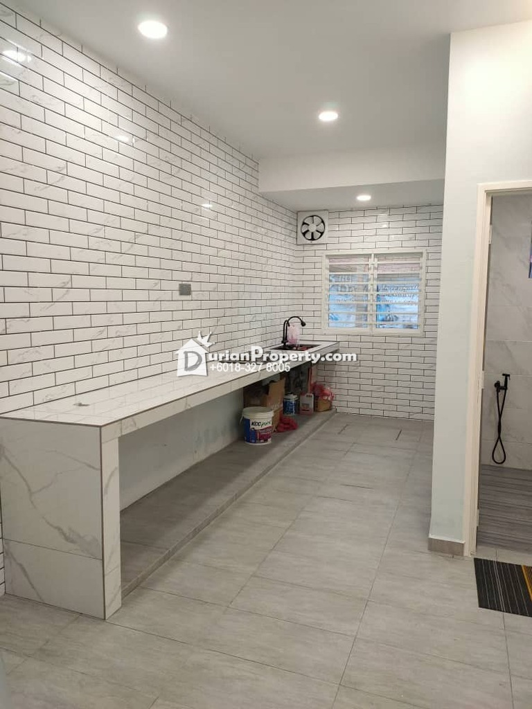 Terrace House For Sale at Taman College Heights, Seremban