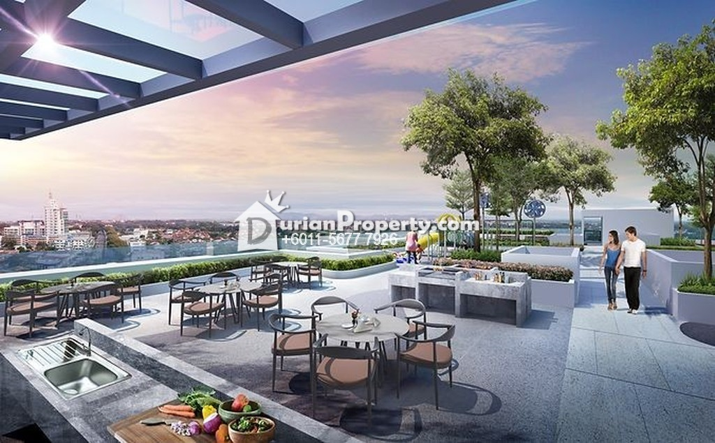 Condo For Sale at G Residence, Alor Setar