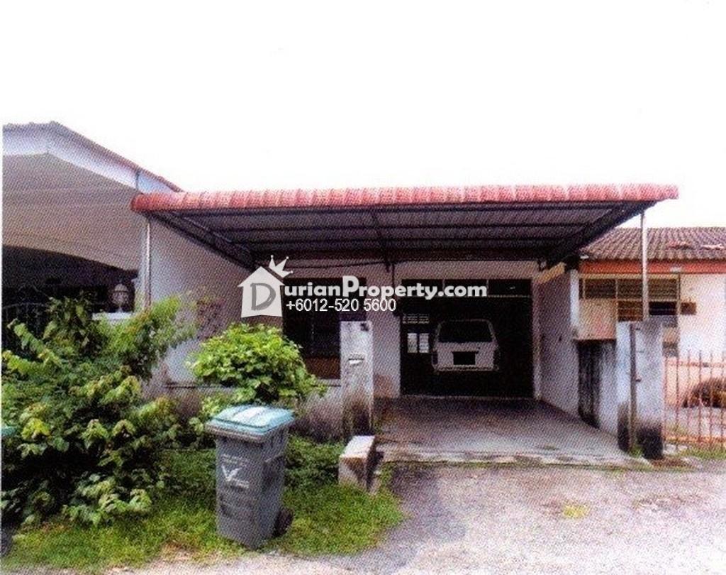 Terrace House For Auction at Taman Keladi, Sungai Petani