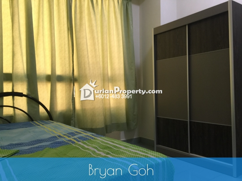 Apartment For Rent at Halaman Pulau Tikus, Pulau Tikus