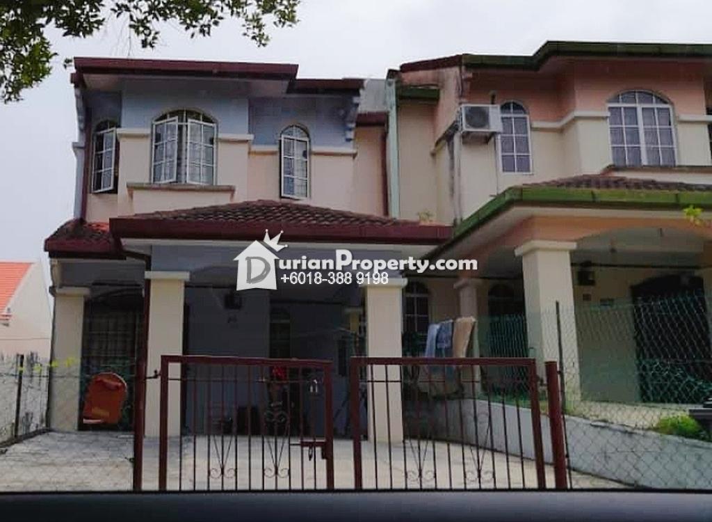 Terrace House For Sale at Taman Seremban Tiga, Seremban
