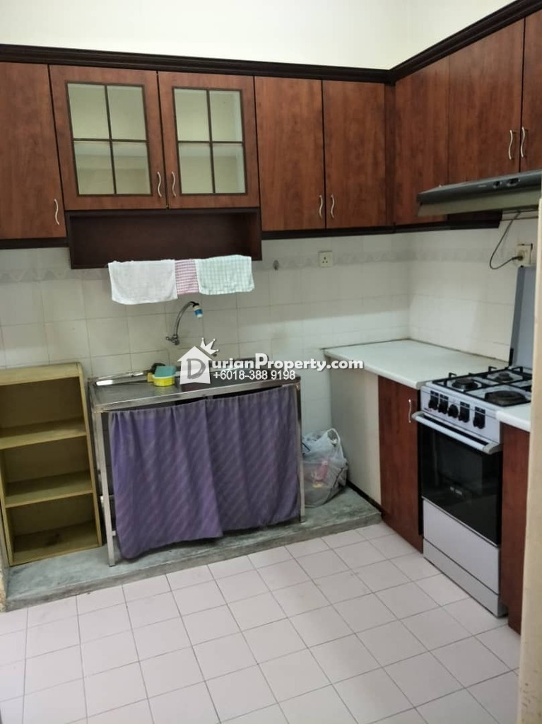 Apartment For Sale at Central Park, Seremban 2