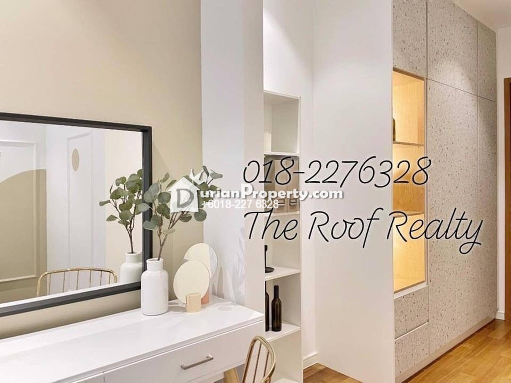 Serviced Residence For Rent at Sky Suites, KLCC