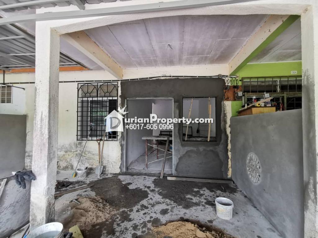 Terrace House For Sale at Taman Gadong Jaya, Labu