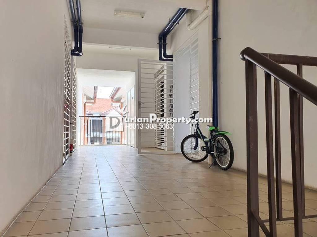 Apartment For Sale at Alam Budiman, Shah Alam