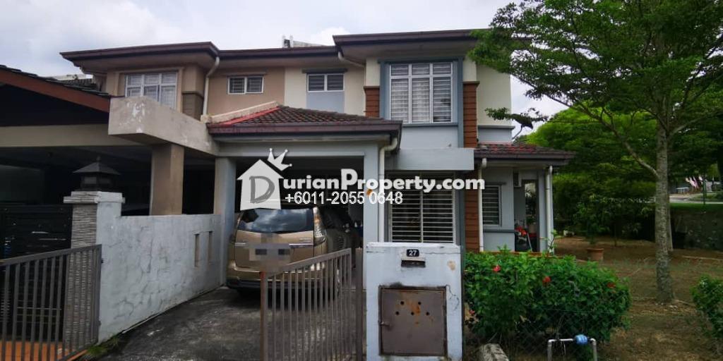 Terrace House For Sale at Taman Puncak Jalil, Seri Kembangan