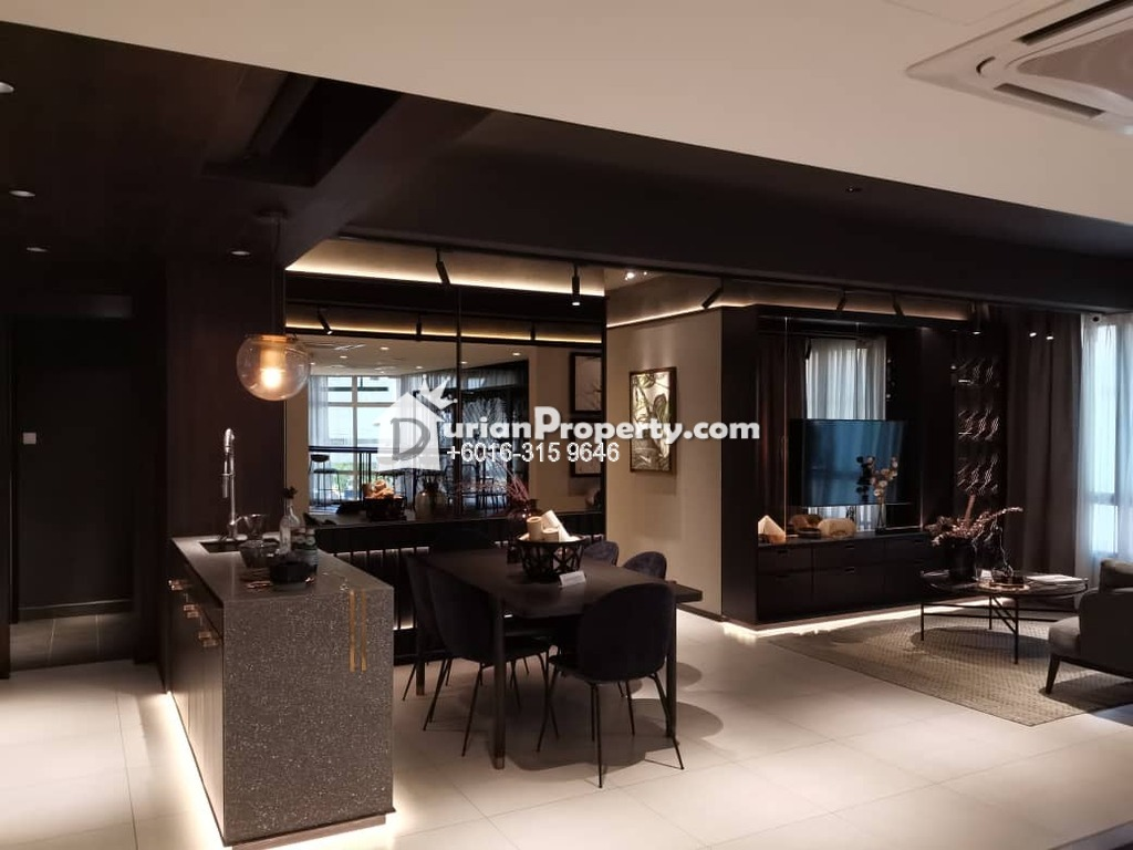 Serviced Residence For Sale at Meta City, Seri Kembangan