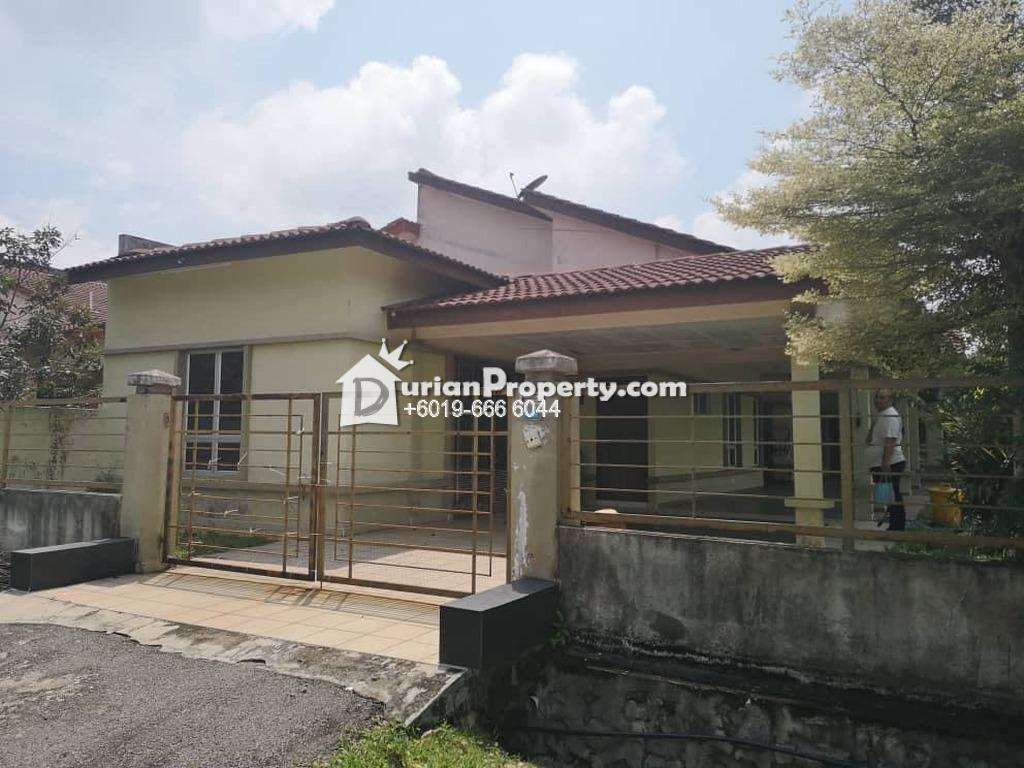 Terrace House For Sale at Taman Seri Gamelan, Alor Gajah