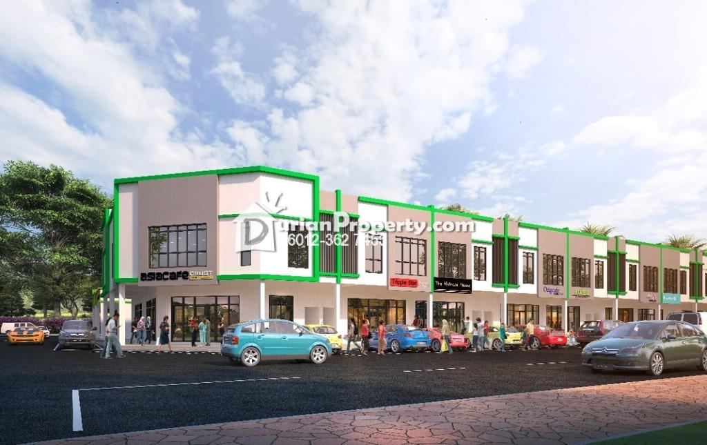 Shop Office For Sale at Alamanda Parklands, Rawang