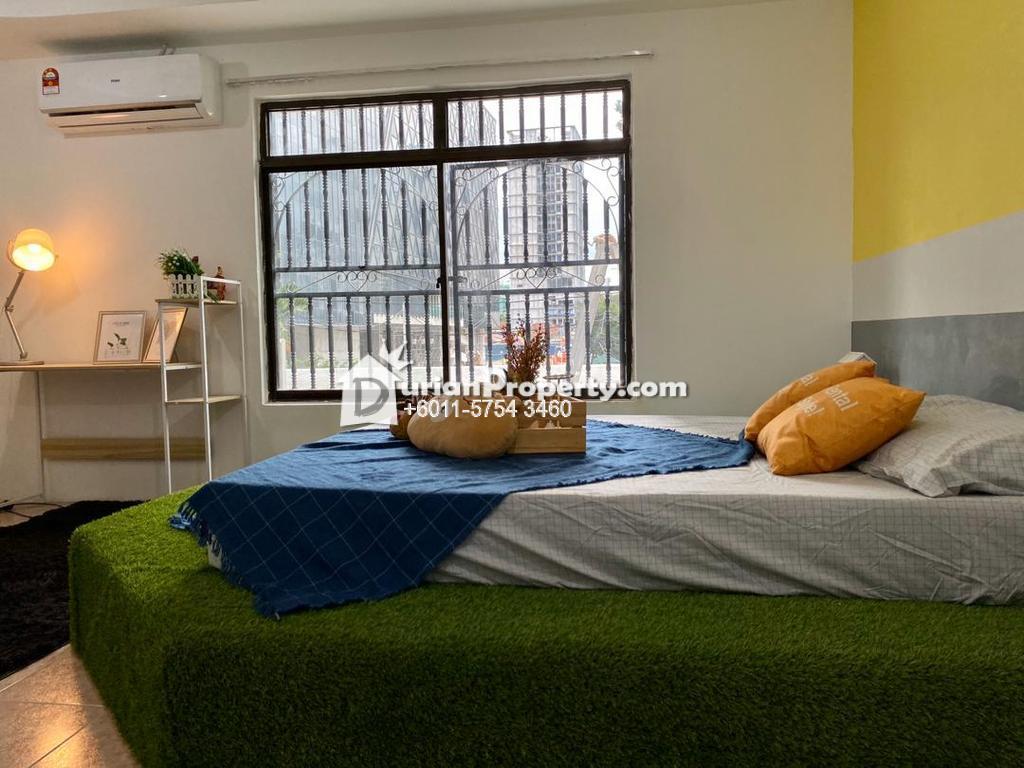 Bungalow House For Rent at Imbi, Kuala Lumpur
