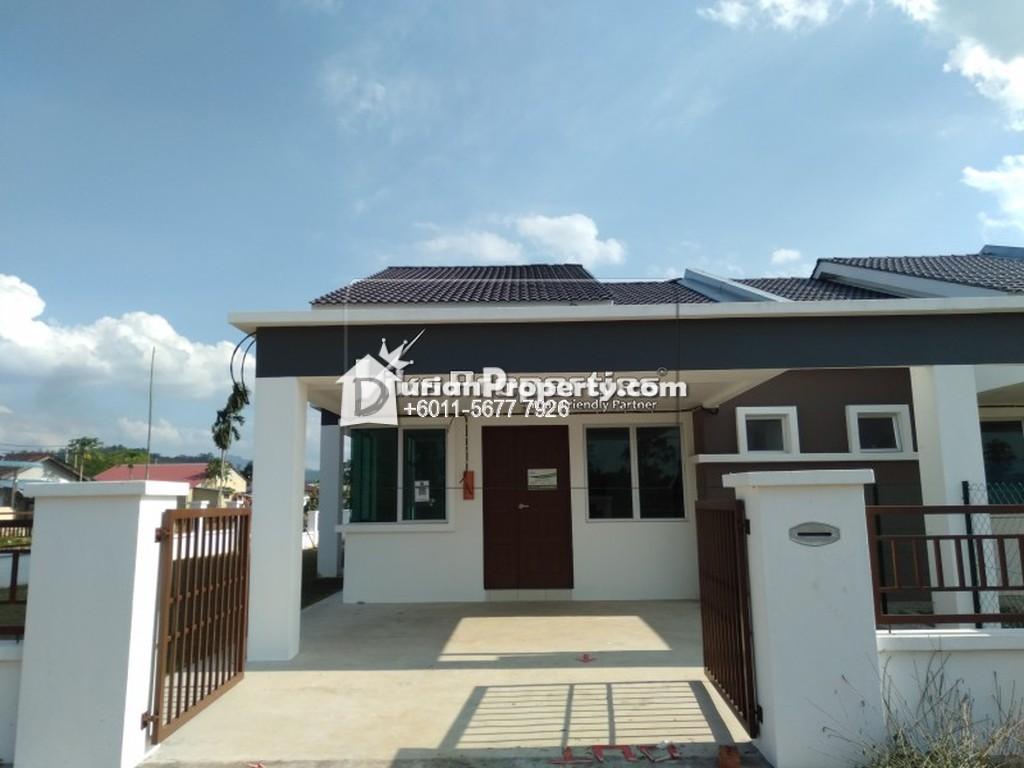 Terrace House For Sale at Changlun, Kedah