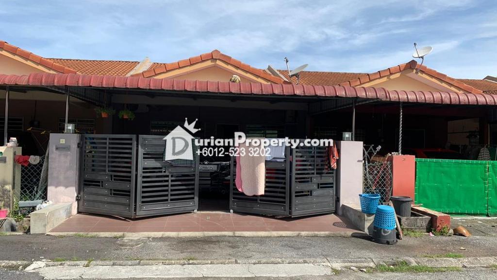 Terrace House For Sale at Taman Klebang Putra, Chemor