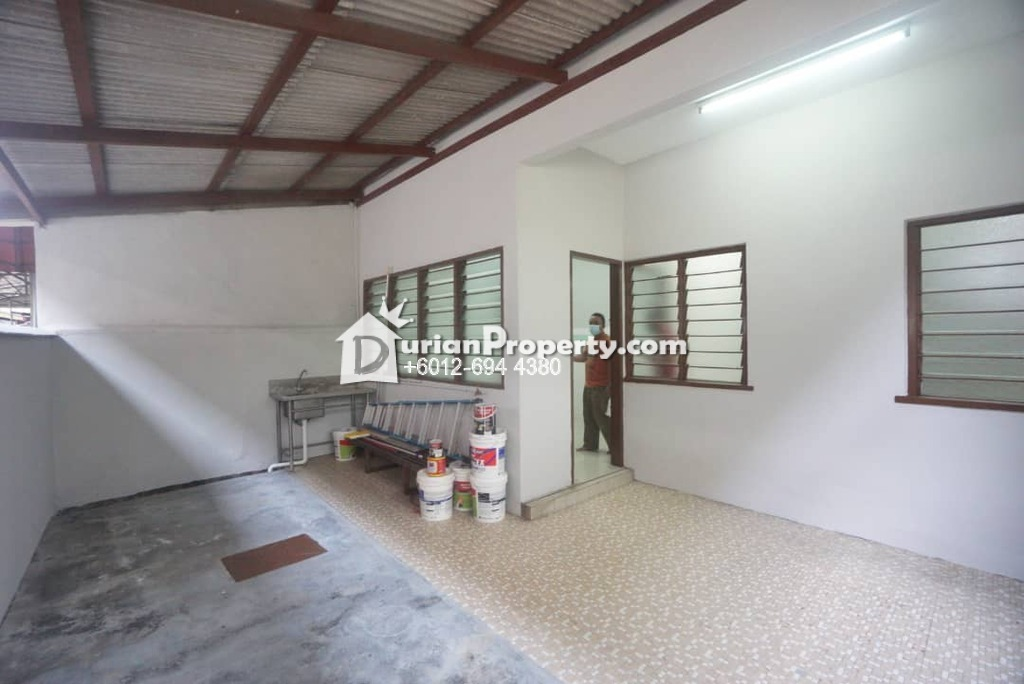 Terrace House For Sale at Section 11, Shah Alam