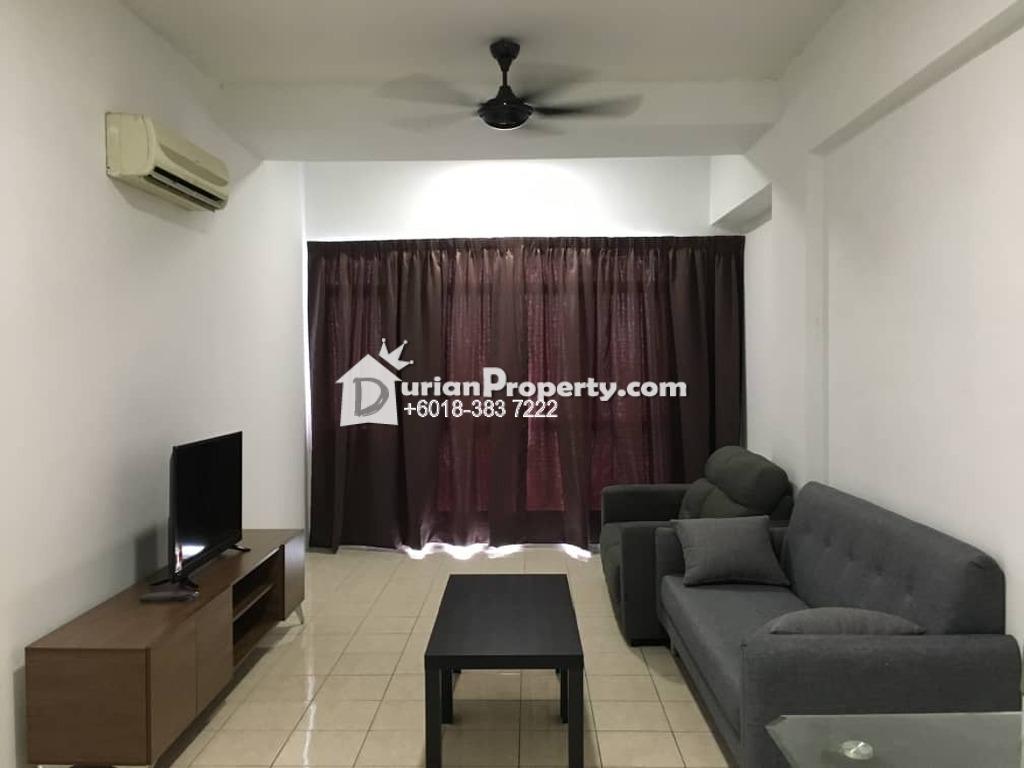 Condo For Rent at Millennium Square, Petaling Jaya