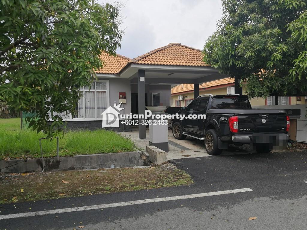 Bungalow House For Sale at Taman Tuanku Jaafar, Senawang