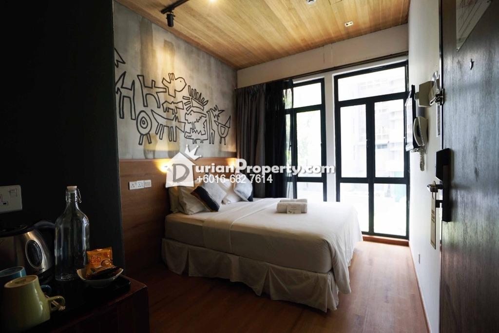 Hotel For Rent at Fahrenheit88, Bukit Bintang