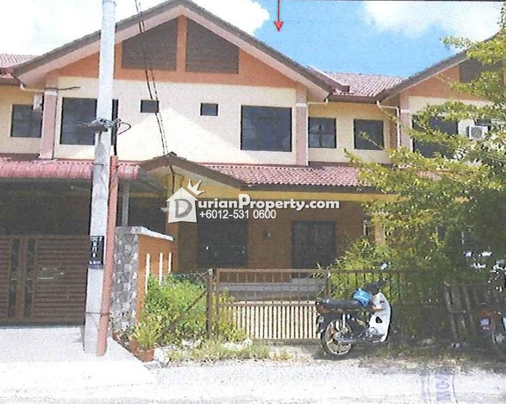 Terrace House For Auction at Tumpat, Kelantan