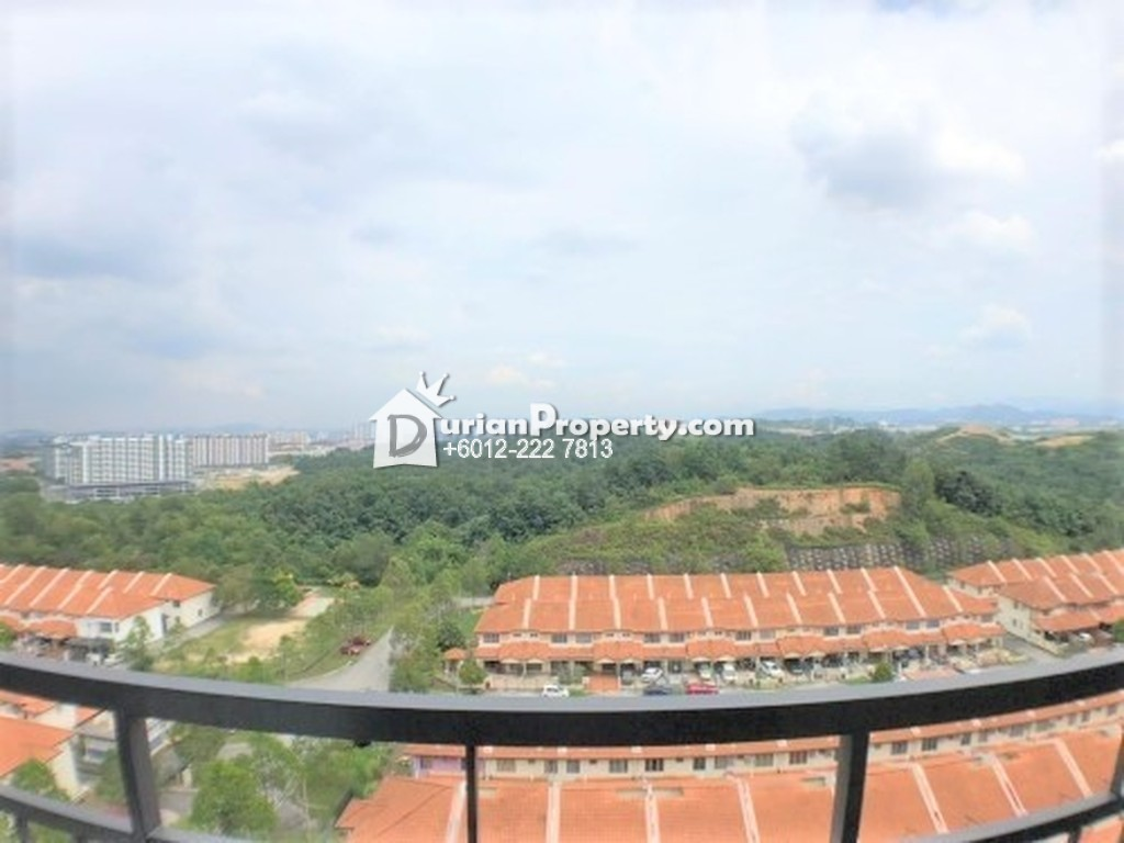 Condo For Sale at Puncak Hijauan, Taman Universiti