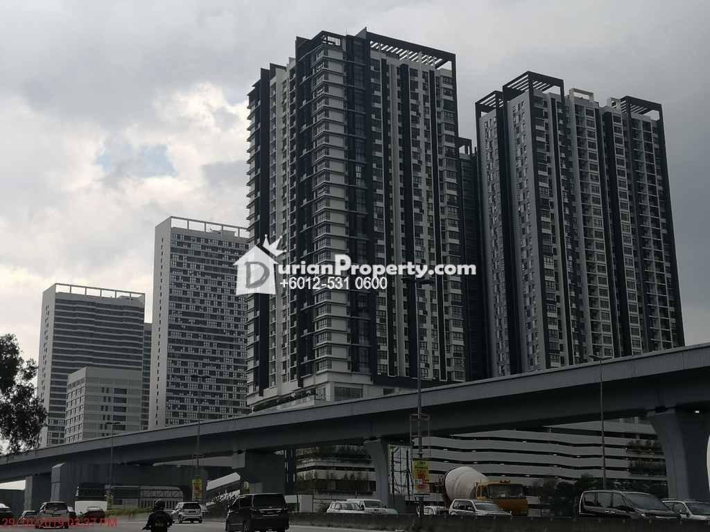 Apartment For Auction at D'Sara Sentral, Sungai Buloh