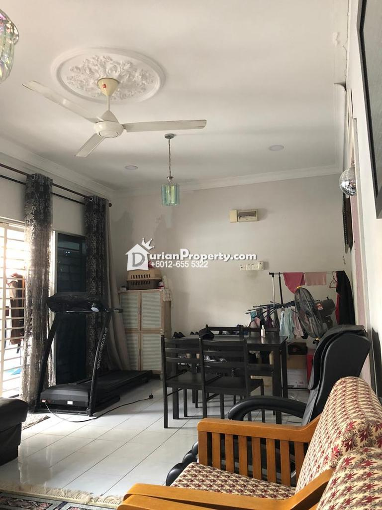 Terrace House For Sale at Section 10, Shah Alam