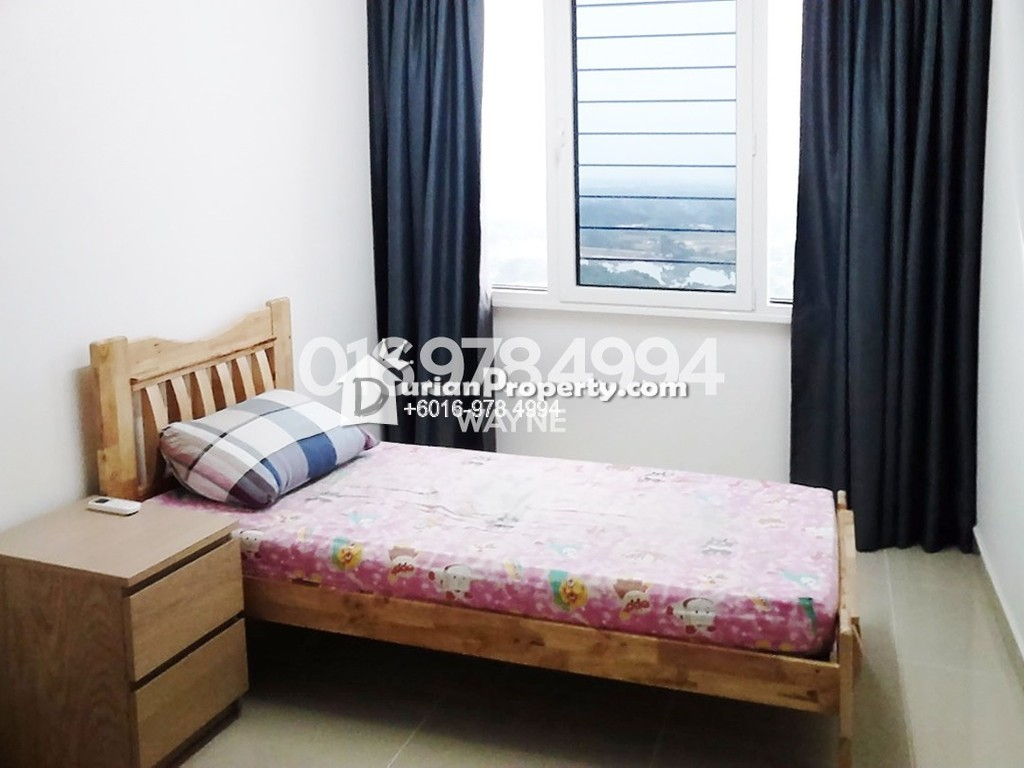 Condo Room for Rent at Ken Rimba, Shah Alam