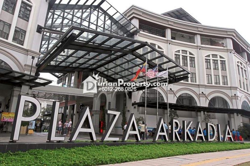 Office For Rent at Plaza Arkadia, Desa ParkCity