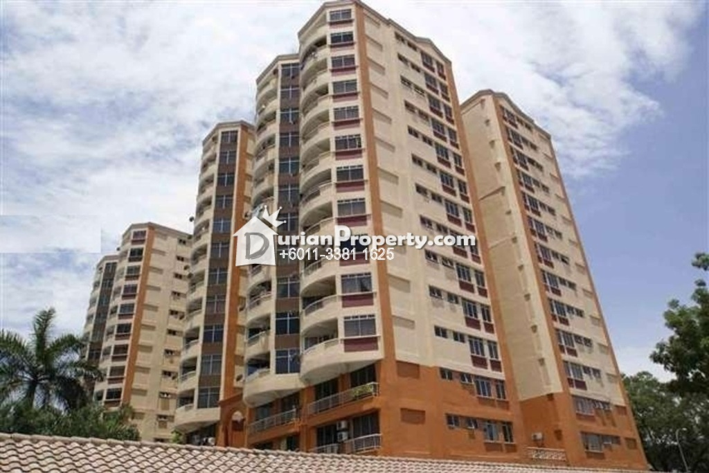 Condo For Sale at Desa Gembira Condominium, Kuchai Lama