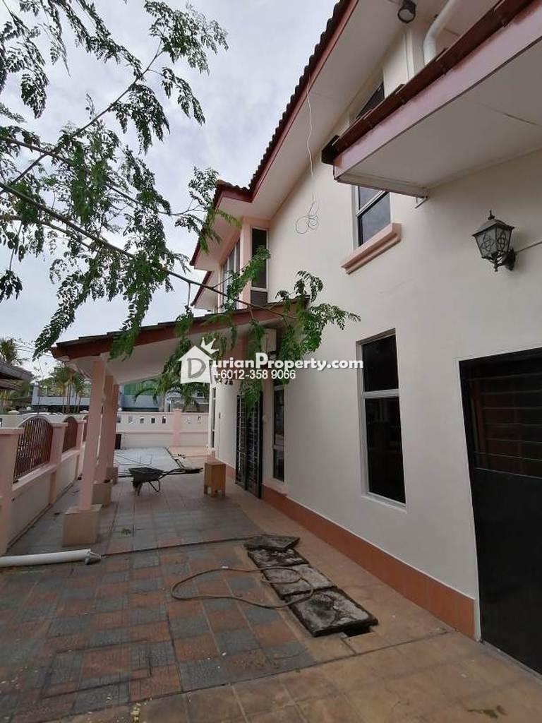 Terrace House For Rent at Precinct 11 @ Setia Alam, Setia Alam