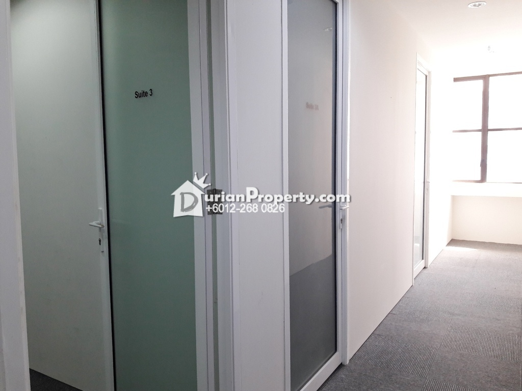 Office For Rent at Plaza Mont Kiara, Mont Kiara