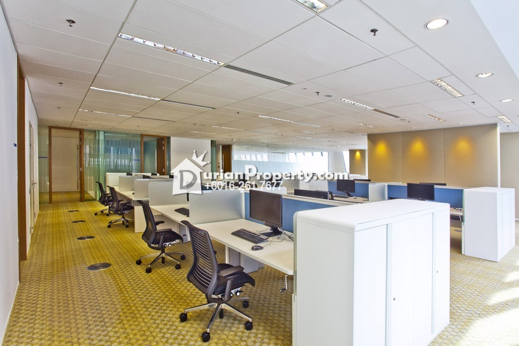 Office For Rent at Menara Shell, Brickfields