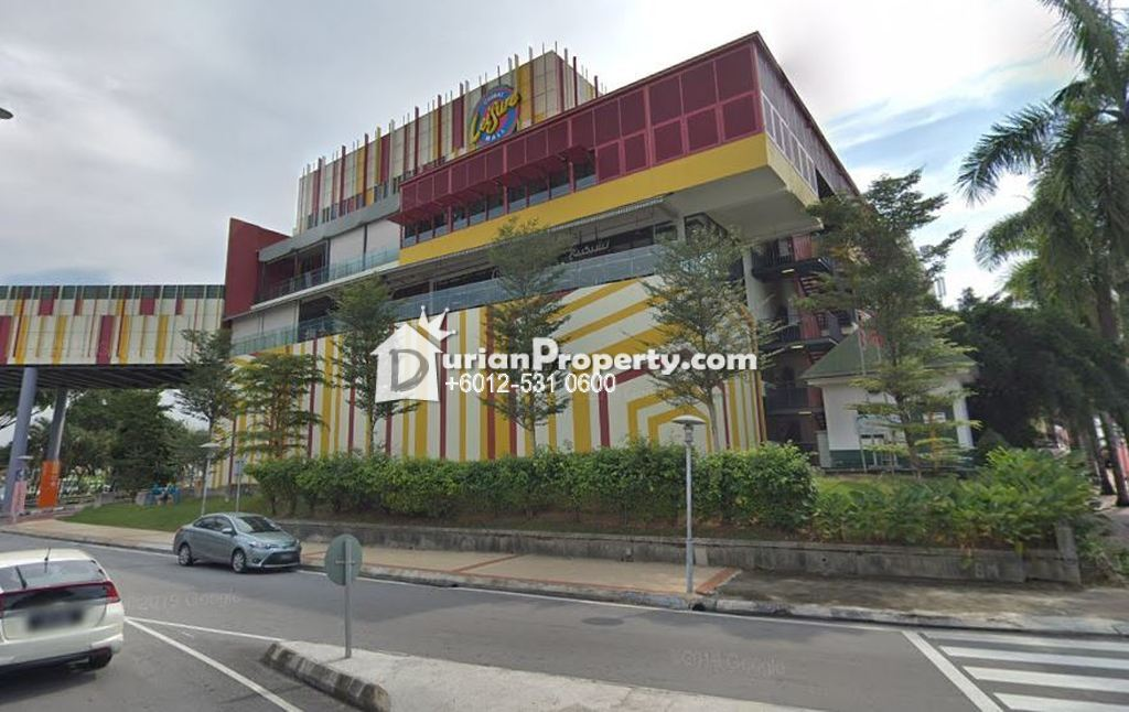 Apartment For Auction at Ketumbar Heights, Cheras