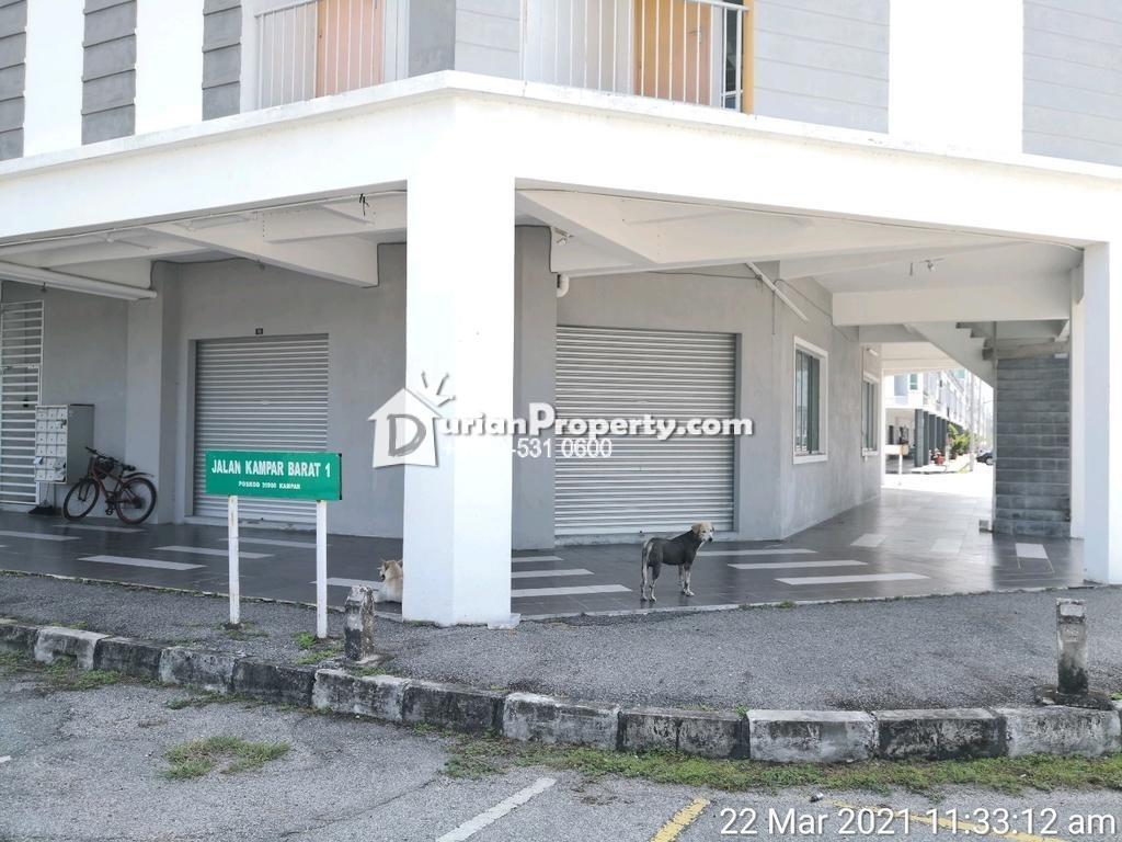 Shop For Auction at Kampar Putra, Kampar