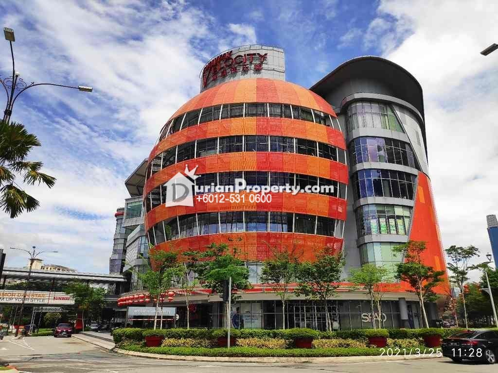 Office For Auction at V Residence @ Sunway Velocity, Cheras