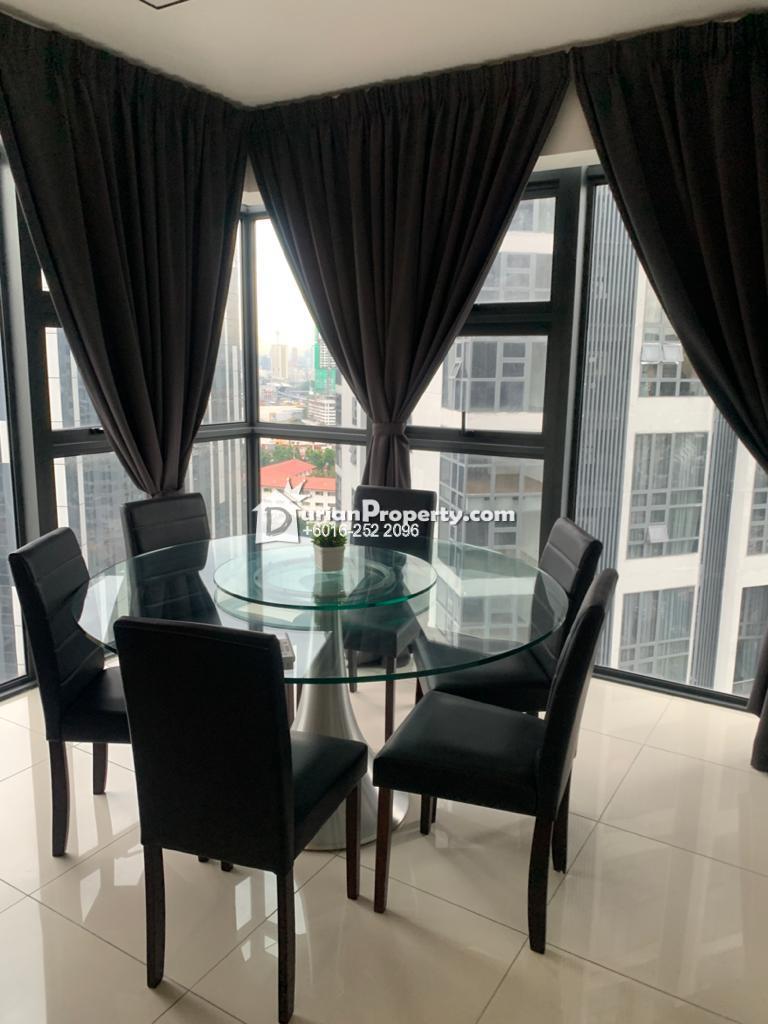 Serviced Residence For Rent at Eko Cheras, Cheras