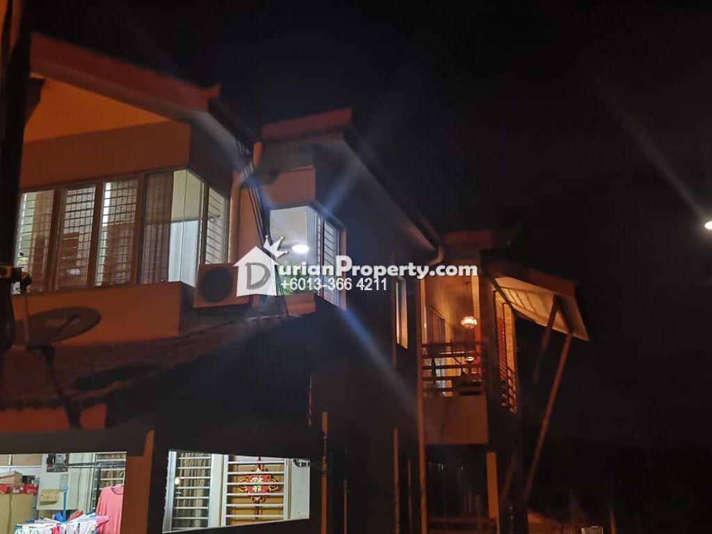 Townhouse For Sale at Amansiara, Selayang