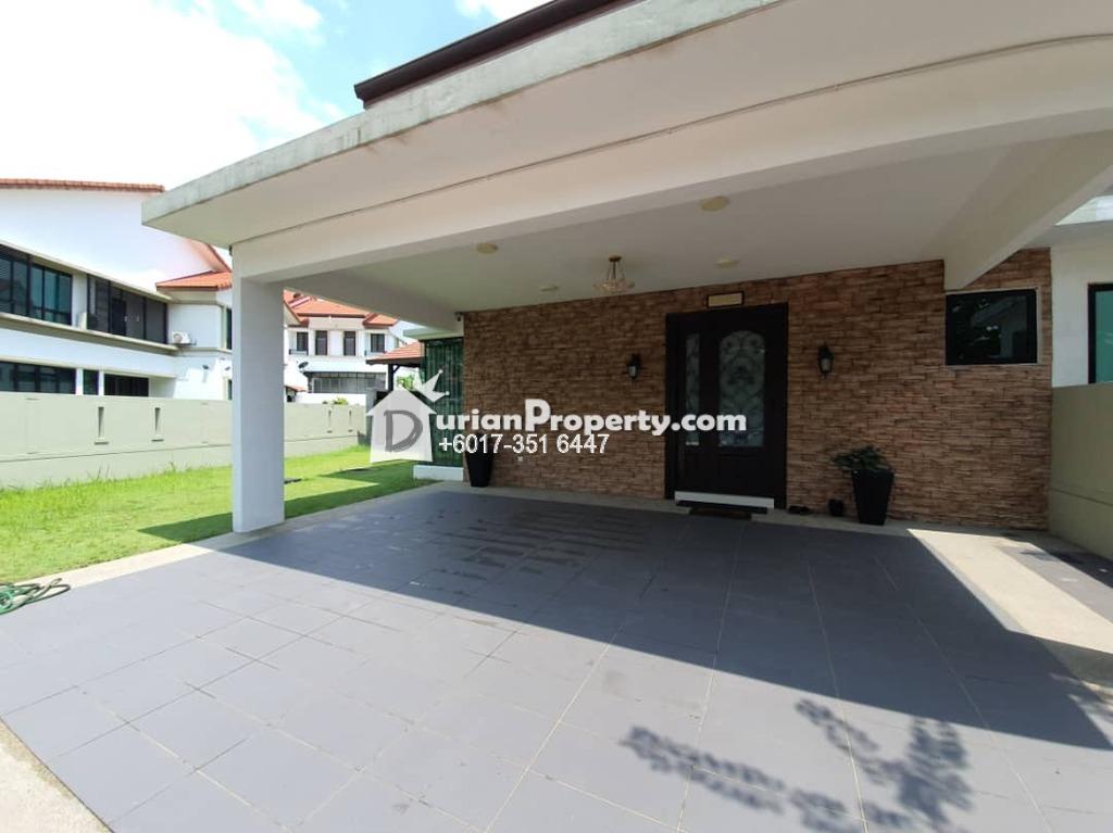 Terrace House For Sale at Alam Impian, Shah Alam