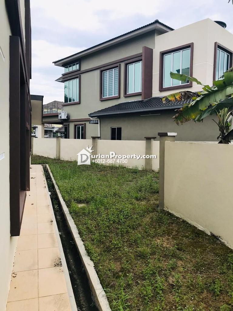 Bungalow House For Sale at Taman Warisan Puteri, Seremban