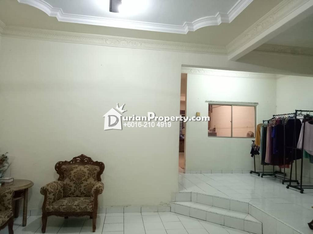 Terrace House For Sale at Section 9, Shah Alam