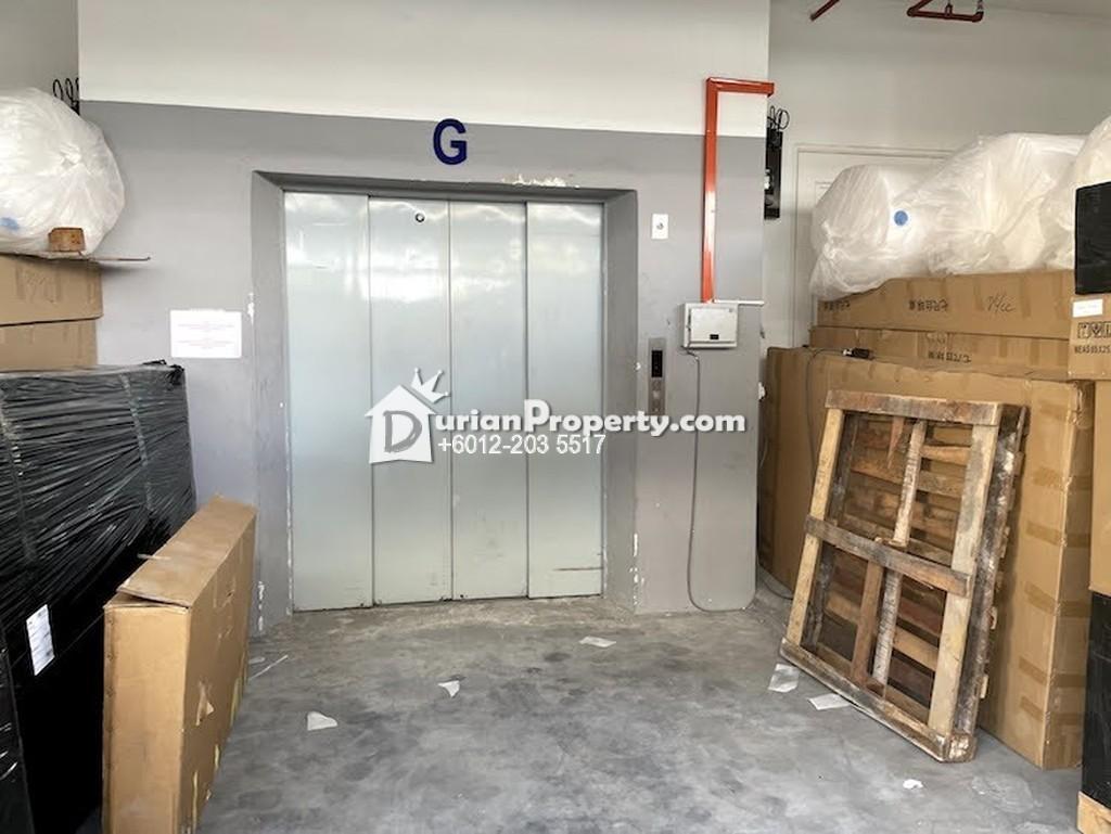 Detached Warehouse For Rent at Taman Sri Batu Caves, Batu Caves