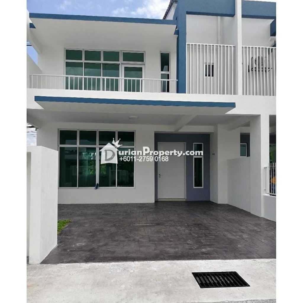 Terrace House For Sale at Kemuncak Shah Alam, Section 9