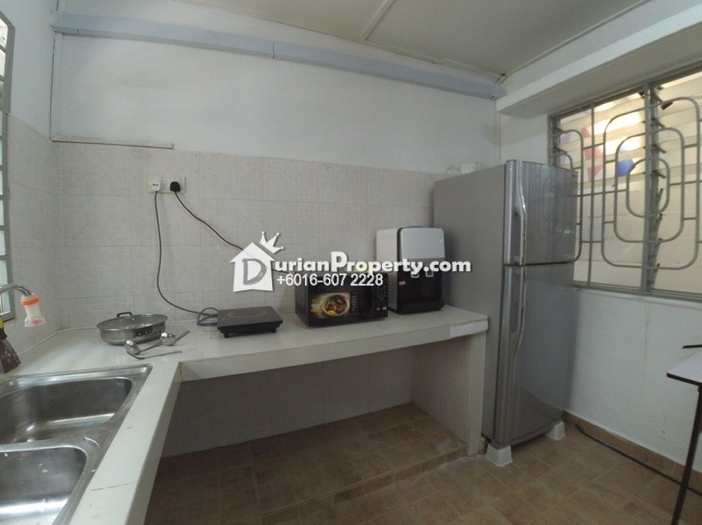 Apartment For Sale at Taman Suria Tropika, Bandar Putra Permai