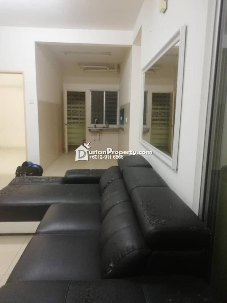 Apartment For Sale at Pangsapuri Kasuarina, Bandar Botanic