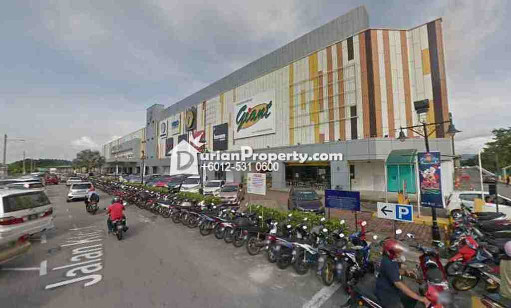 Terrace House For Auction at Kulim Square, Kulim
