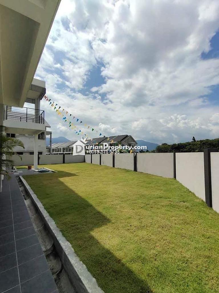Terrace House For Sale at Taman Klebang Emas, Ipoh