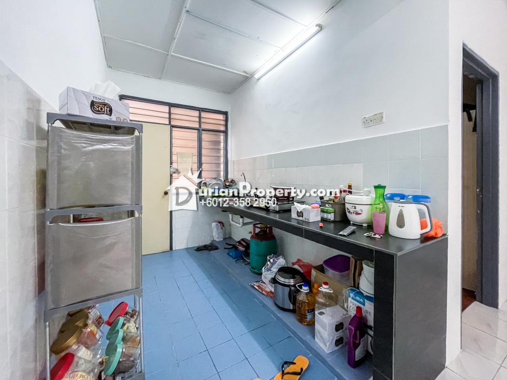 Apartment For Sale at Sri Baiduri Apartment, Ukay Perdana
