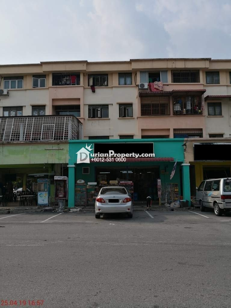 Apartment For Sale at Taman Putra Perdana, Puchong