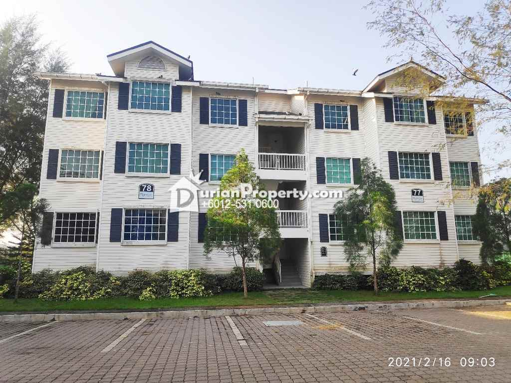 Townhouse For Auction at The Trails of Kampar, Perak