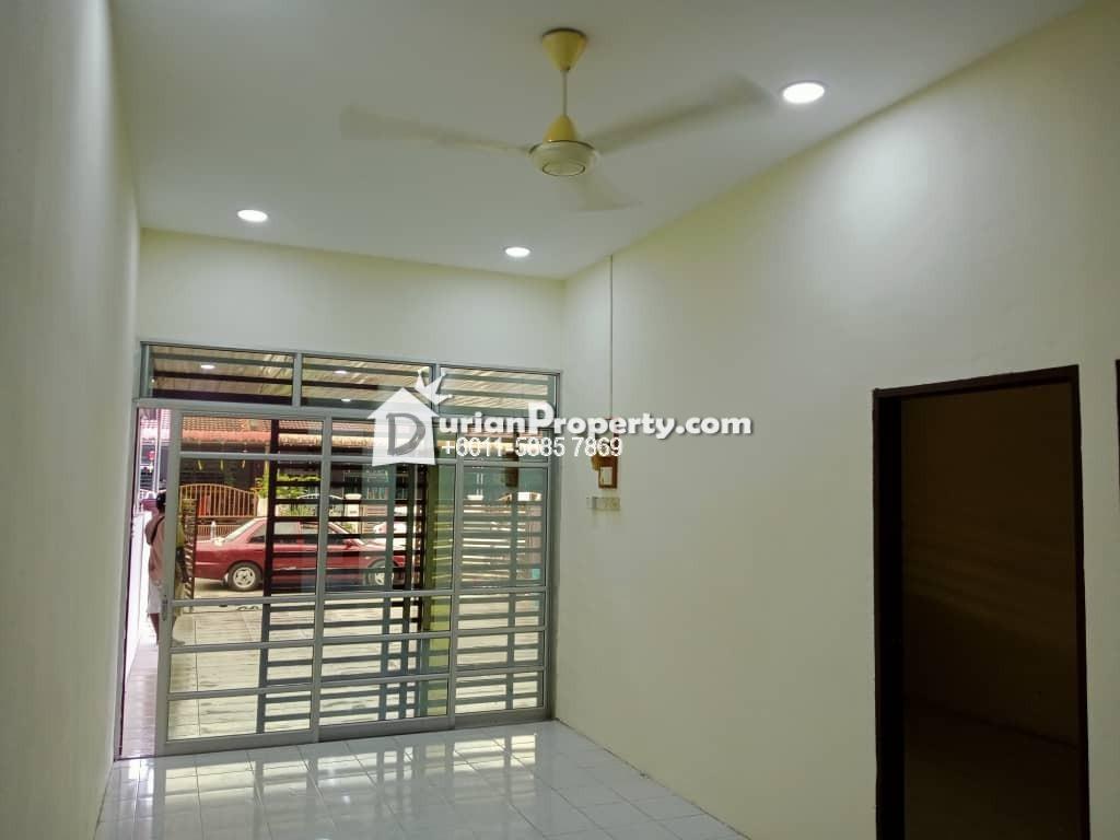 Terrace House For Sale at Bandar Puteri Jaya, Sungai Petani