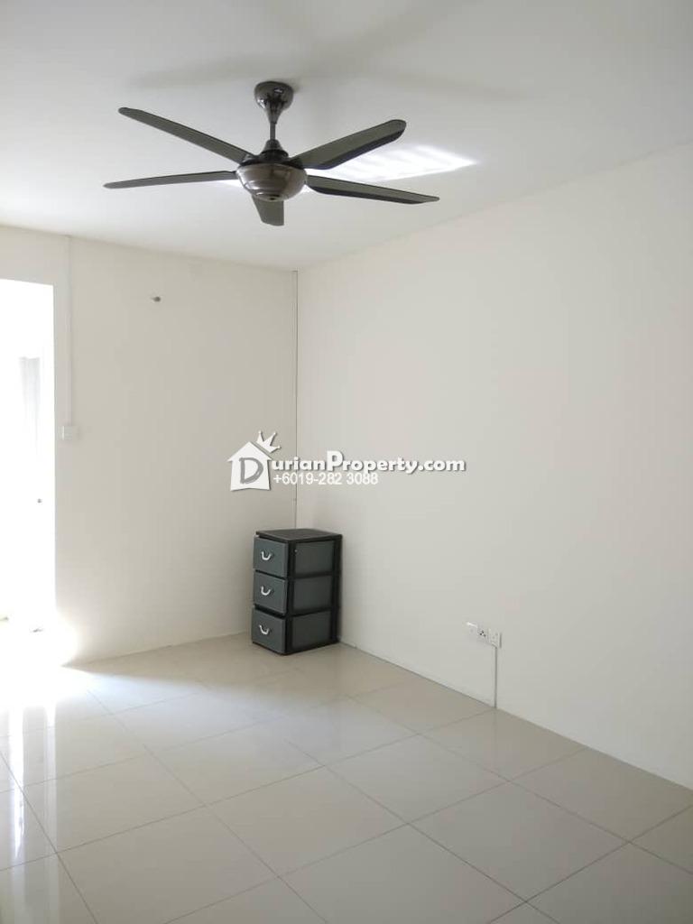 Condo For Rent at Platinum Lake PV15, Setapak