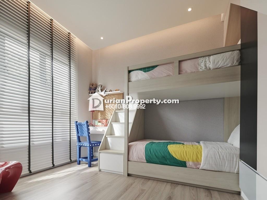 Serviced Residence For Sale at Berkeley Uptown, Klang